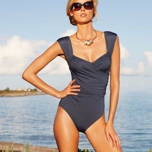 Badgley Mischka One Piece